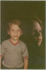 Steven Rhine Age 6