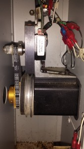 Light Machines Corp Spindle & Encoder
