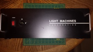 Stectralight Controller Front