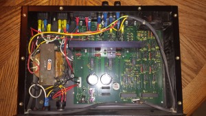 Stectralight Controller Inside